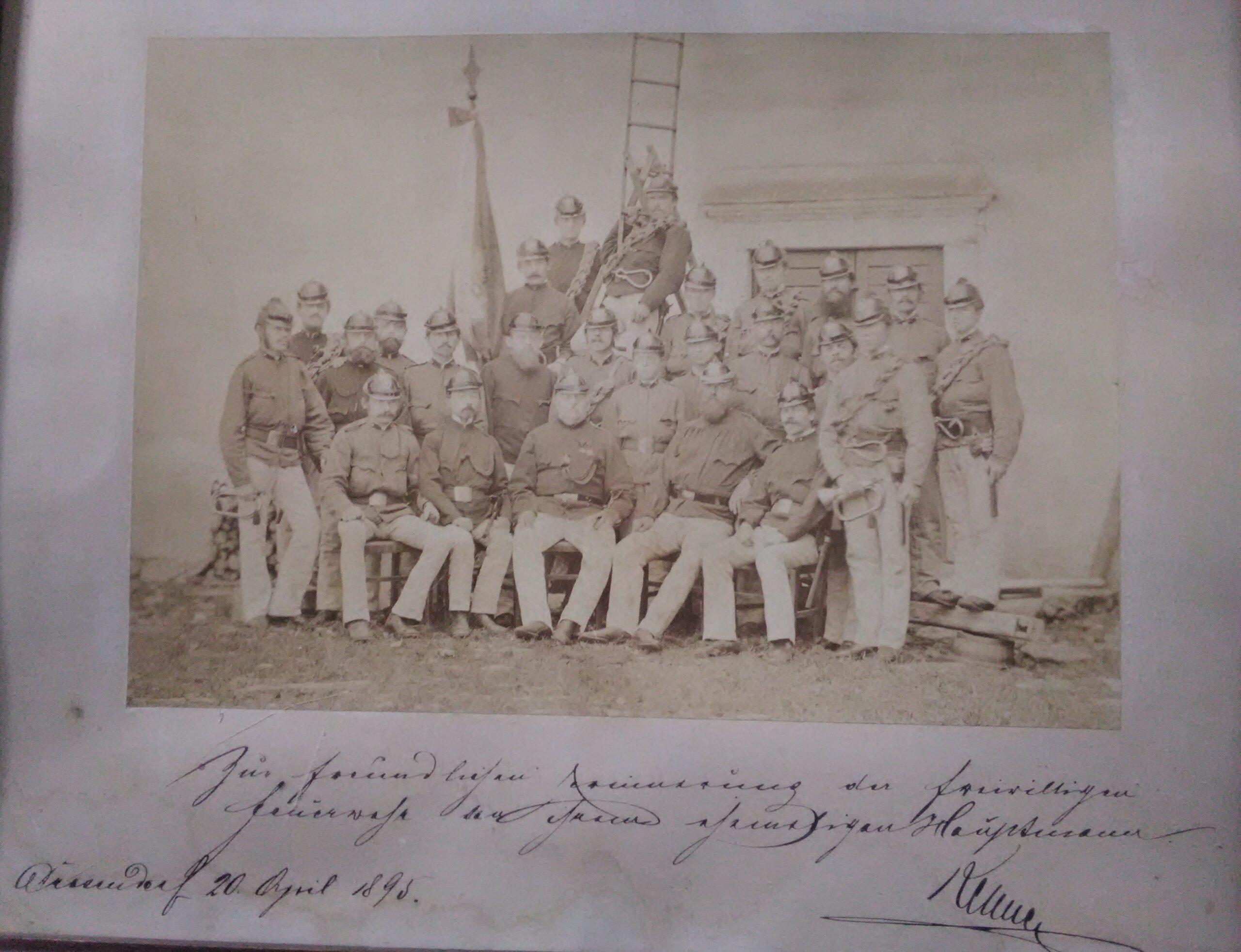 Grünudngsfoto 1877